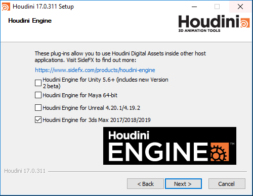 Houdini Engine for 3ds Max: Getting Started