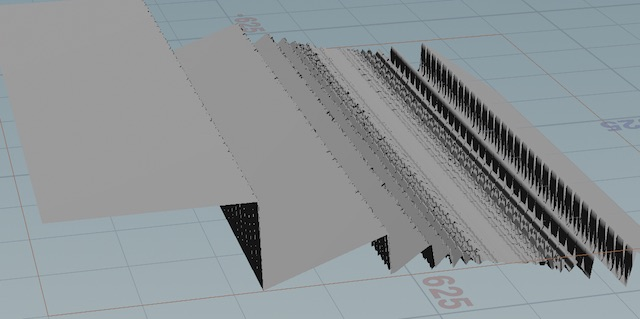 HeightField Pattern