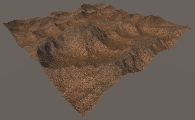 Houdini Engine for Unity: Terrain (Heightfields)