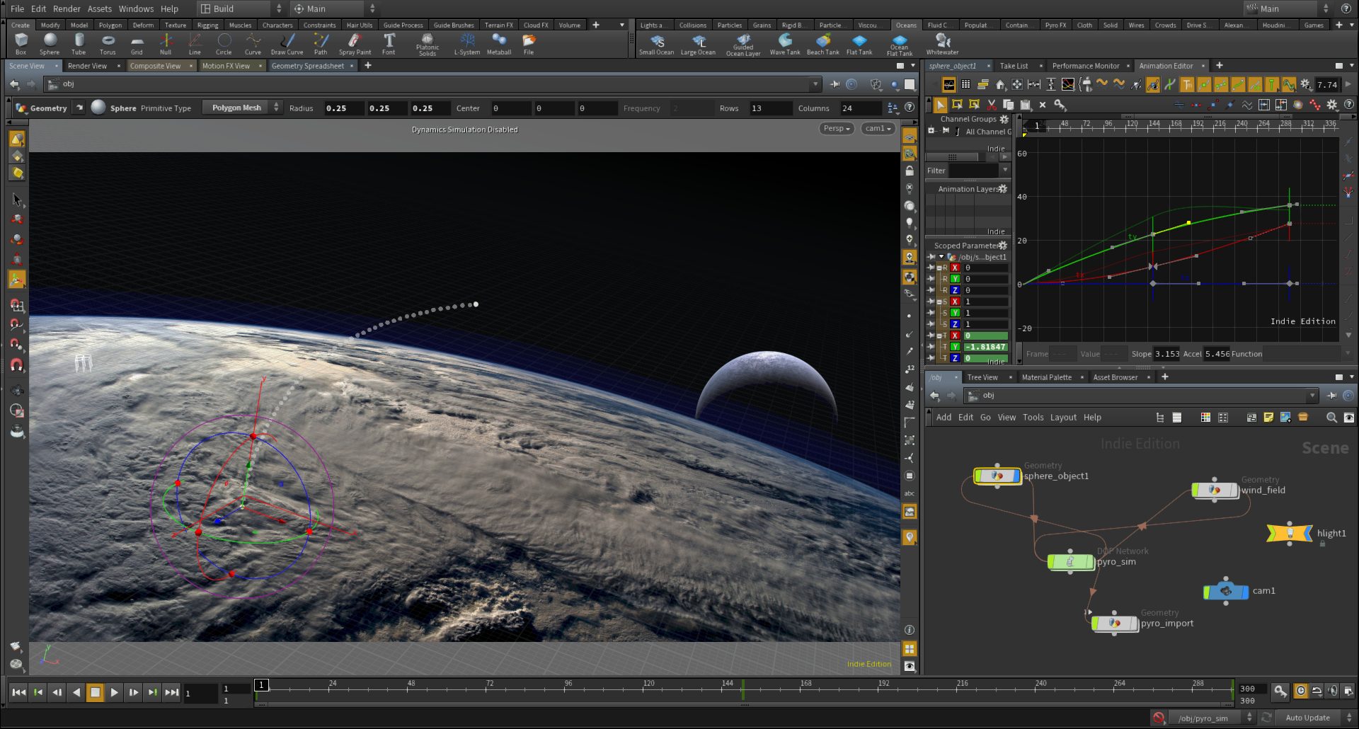 ST: New Horizons   SideFX