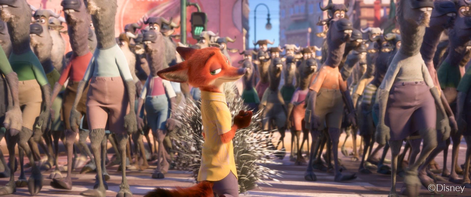 Disney Animation Studios   Zootopia   SideFX